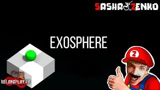 Exosphere Gameplay (Chin & Mouse Only)