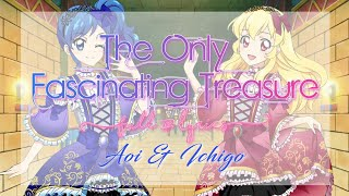 Aikatsu! The Only Fascinating Treasure Full + Lyrics Aoi & Ichigo