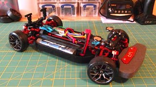 Drift Project: Tamiya TT01 E Build / Upgrade Series - Episode 10