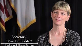 Secretary Marylou Sudders - Health and Human Services