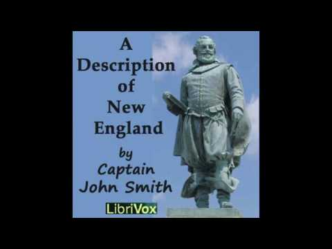 Description of New England by Captain John Smith #audiobook