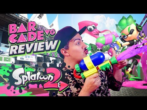 Splatoon 2 - BarcadeVG REVIEW