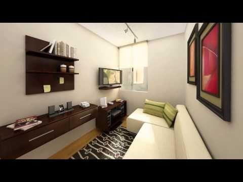 Video recorrido virtual 3d condominio las palmas for Modelos mini departamentos interiores