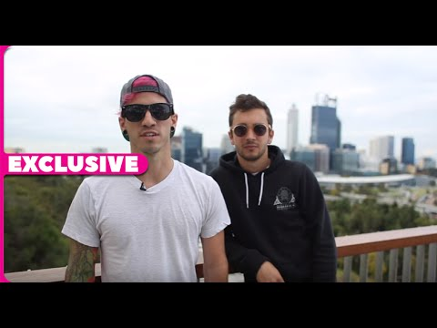 twenty one pilots - Australian Tour Announce