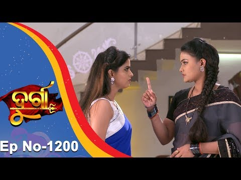 Durga   Full Ep 1200   12th Oct 2018   Odia Serial - TarangTV thumbnail