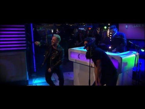 Ronnie Flex & Mr. Polska - Niemand - RTL LATE NIGHT