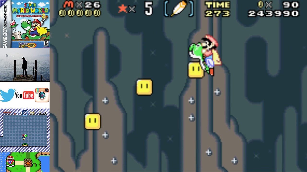 How To Get The Green Switch In Super Mario World Super Mario