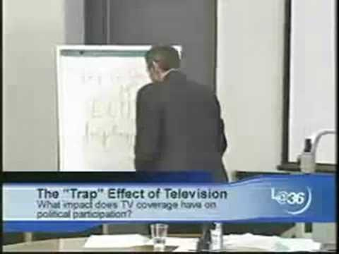 "The ""Trap"" Effect of Television"
