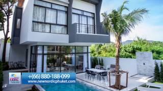 Villas et maisons à vendre Phuket prix de départ 444,000 EUR