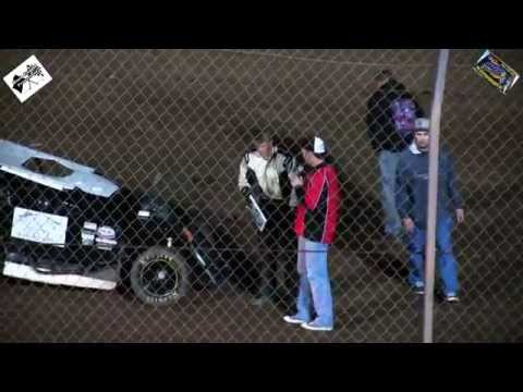 Canyon Speedway Park - Modlite Main January 23rd 2015
