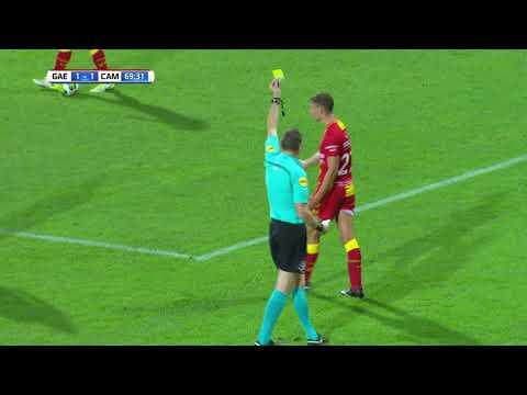 Go Ahead Eagles - SC Cambuur (15-09-2017)