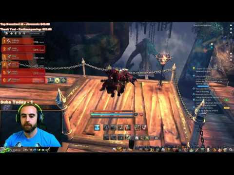 Bajheera – First 6-Man Dungeon: Blackram Narrows – Blade & Soul [NA Alpha]