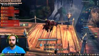 Bajheera - First 6-Man Dungeon: Blackram Narrows - Blade & Soul [NA Alpha]