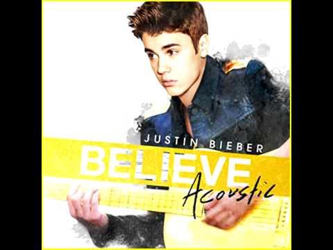 ITunes Release Justin Bieber - Believe Acoustics FULL Album FREE!