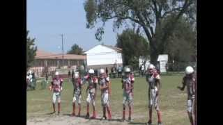Norfolk Norview Cardinals Jr Pee Wee Vs The Dogs