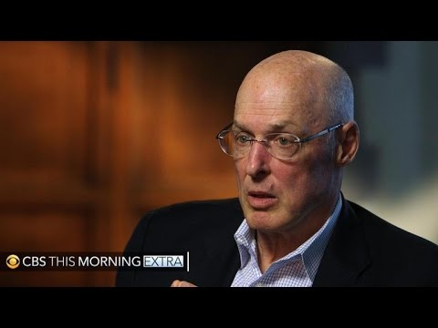 Hank Paulson on Asian Infrastructure Investment Bank, working with China