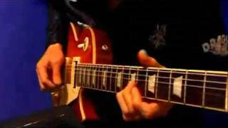 Led Zeppelin Rock and roll live (Guitar train)