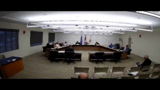 Town of Drumheller Special Council Meeting of April 24, 2017