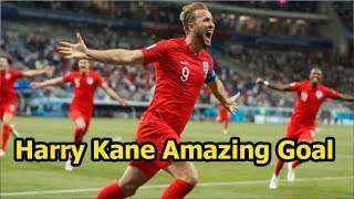 England vs Tunisia 2-1 - All Goals & Highlights - 18/06/2018 HD World Cup (From stands)