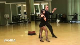 Samba dance lessons - Dance Studio NS DANCING