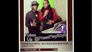 2013 Soca Mix #3 Press Play Boyz