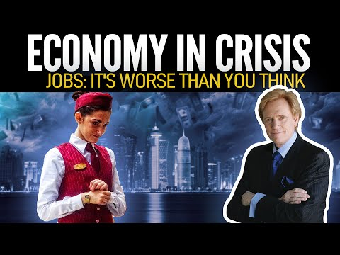 ECONOMY IN CRISIS - Jobs: It's Worse Than You Think - Mike Maloney