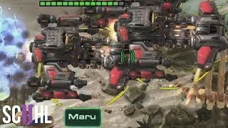Maru's MASS BATTLECRUISERS! - Starcraft 2 GSL