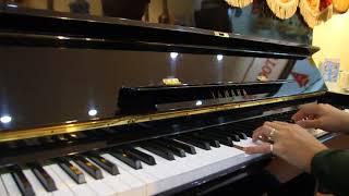 Ca Khúc Trầm Hương   Piano Cover