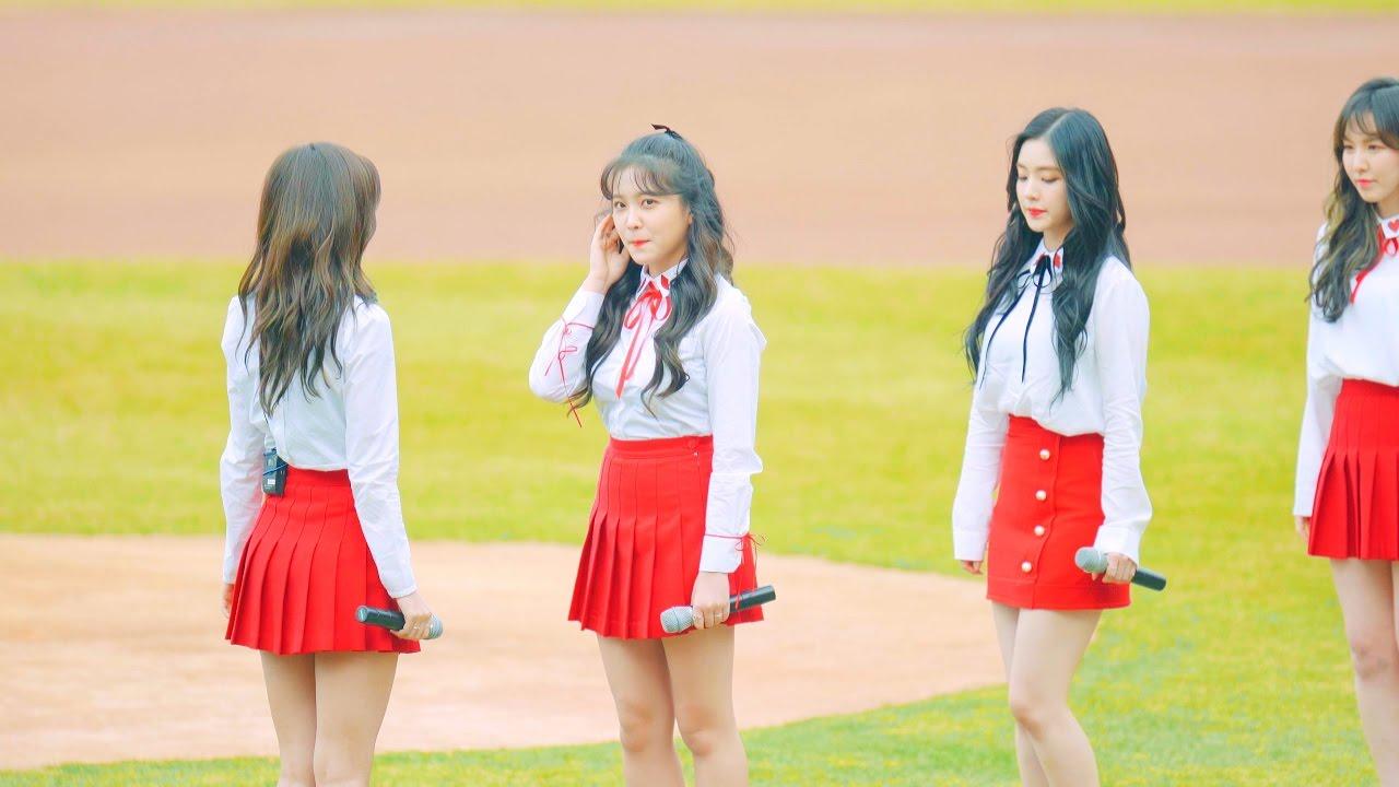 170404 레드벨벳(Red Velvet) - 러시안 룰렛 (Russian Roulette) @광주기아챔피언스필드 [4k Fancam/직캠]