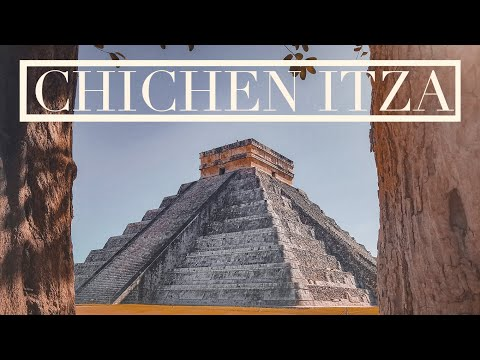 Tulum Ruins + Chichen Itza- Cinematic Travel Film: YUCATAN 2018 Part 3