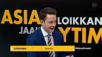 Asian ytimessä, Jaakko Loikkanen MTV3