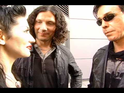 Metal Sanaz interview with RAMMSTEIN