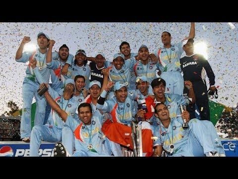 india vs pakistan 2007 t20 world cup final  INDIAS MEMORABLES