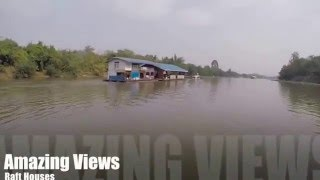 Jet-ski on River Kwai