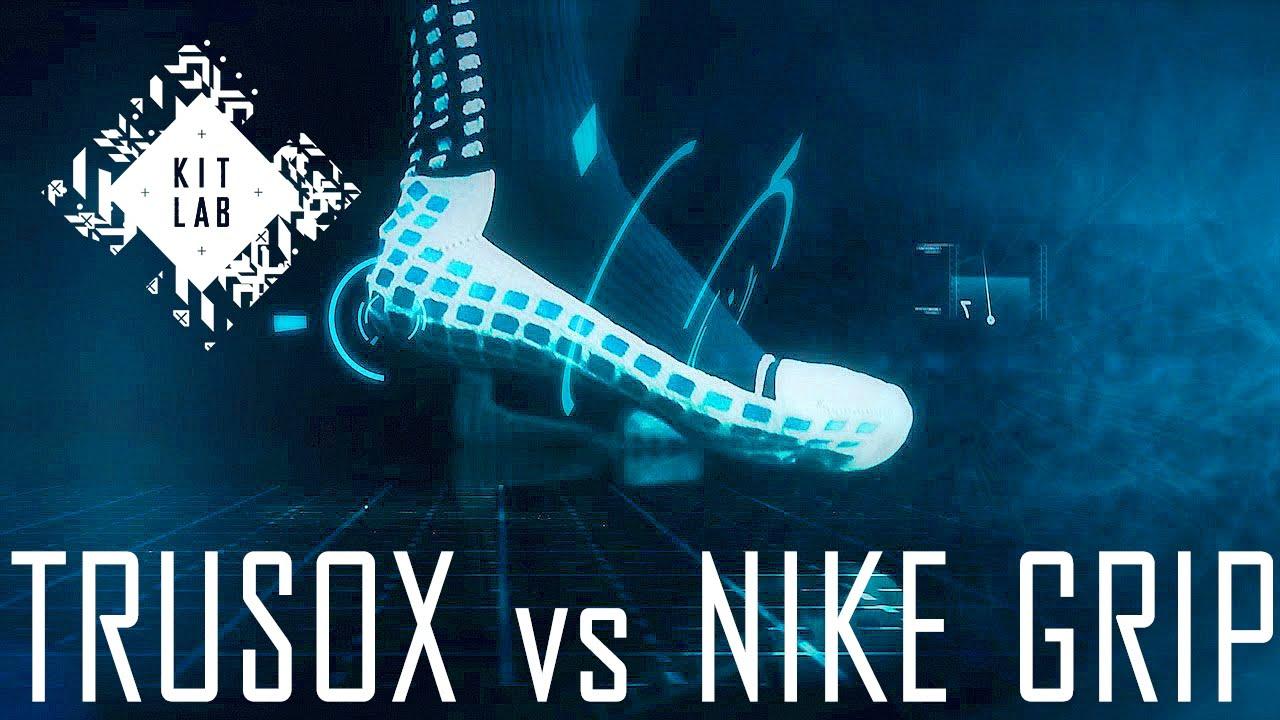 TruSox Vs Nike Grip Sock