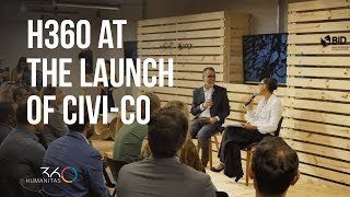 H360 at the launch of CIVI-CO