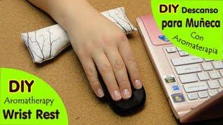 DIY Descanso para Muñeca ♥ DIY Wrist Rest Thumbnail