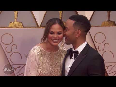 John Legend's Daughter Sees Baby Brother As 'competition' | Daily Celebrity News | Splash TV