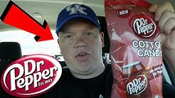 Dr Pepper Cotton Candy (Reed Reviews)