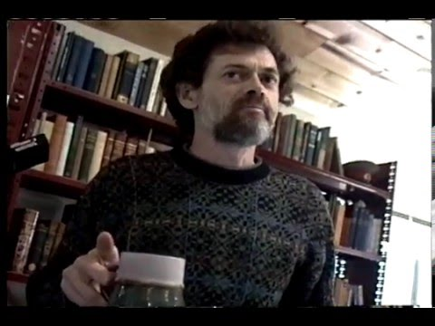 1993 03 01 Terence McKenna visit with Wes Thomas Norm Daniela Barry