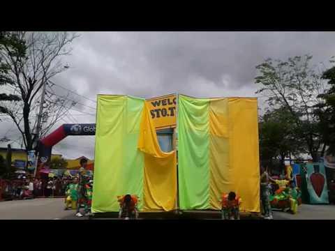 MAHAGUYOG FESTIVAL 2017 San Pedro National High School