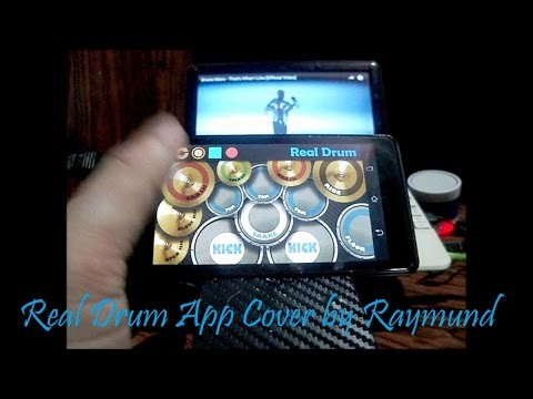 Baixar Bruno Mars - That's What I Like (Real Drum App Cover by Raymund)