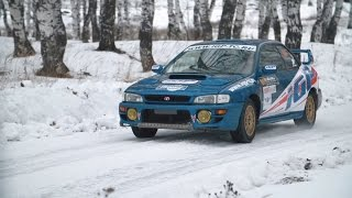 Subaru Team Russia Winter Cup 2015. Ралли 'Ростов Великий'