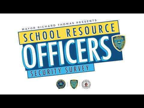 MVPD's SRO Security Survey @ Grimes School