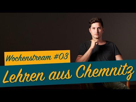 Wochenstream #3: Chemnitz Von A Bis Z