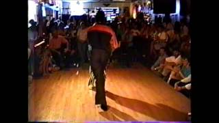 sy creed dana brown shag dance at loafers contest 1992