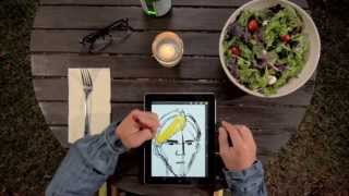 Jot Fine Point Stylus Commercial