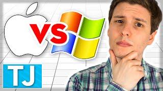 Mac vs PC  -  The LAST Comparison You'll Ever Need