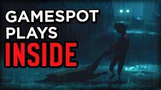 INSIDE - GameSpot Plays