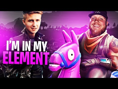 3 PROS... 1 TIM!! W/ CHAP, THIEFS & SYMFUHNY!! | Fortnite Battle Royale Highlights #198